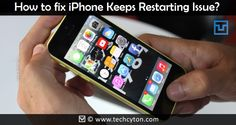 How to fix iPhone Keeps Restarting Issue?