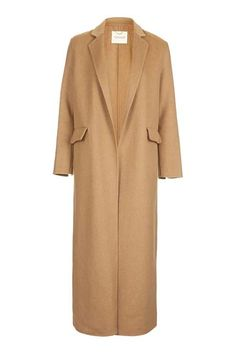 Wool Slouch Coat - Jackets & Coats - Clothing - Topshop USA