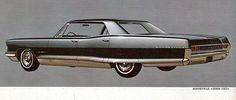 1960s cadillac rendering - Google Search