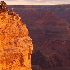 Top wow spots of Grand Canyon   Yavapai Point   Sunset.com