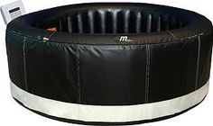 MSPA Super Camaro Inflatable Bubble Spa ** Find similar products by clicking the image Indoor Outdoor Pools, Outdoor Spa, Outdoor Fire, Best Inflatable Hot Tub, Bubble Spa, Round Hot Tub, Portable Spa, Steam Spa, Pool Supplies