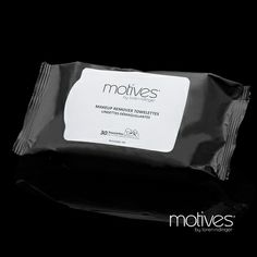 Makeup Remover Towelettes | Motives Cosmetics