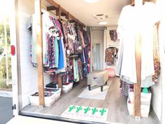 Lularoe going mobile... 16ft trailer build out ideas... Welcome (from target)  Phoenix AZ Lularoe Mobile Boutique.... Vintage boutique on wheels Prints and Patterns.. Come check us out shop in person... click the photo to find out more about our Lularoe mobile boutique