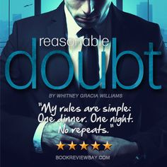 Reasonable Doubt: Volume 1 (Reasonable Doubt #1) by Whitney Gracia Williams | Book Review Bay | Romance Book Reviews, Giveaways, News & More