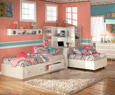 shared teen bedroom ideas sharing bedrooms decorating girls