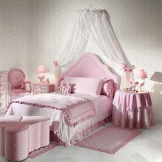 Merveilleux Gorgeous Teenage Girl Bedroom Designs Cute Pink Girl Bedroom Design Like It  In Light Blue.