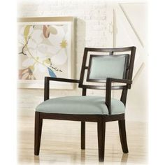 Showood Accent Chair in Spa