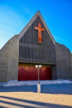 ˚Modern Church - Ancash, Peru