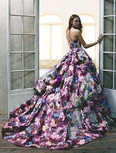 موديلات فساتين زفاف من يومى كاستورا Models Wedding Dresses from Yumi katsura Modèles robes de mariée de Yumi Katsura