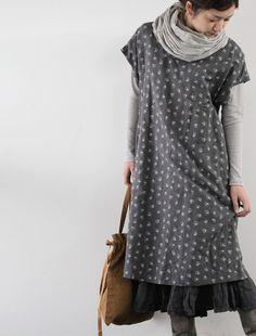 [Envelope Online Shop]Dress mesange