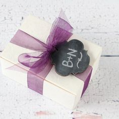 Chalkboard Shaped Tags by Beau-coup