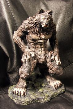 OKAY, so the plan with this one was to make a NEW male werewolf design that's mold friendly, but still feels 99% 3D. Description from deviantart.com. I searched for this on bing.com/images
