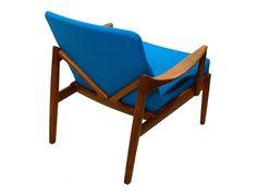 Moderna Möbelklassiker Easy chair – Edv. & Tove Kindt-Larsen - Moderna Möbelklassiker