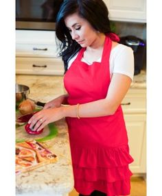 Choose Flirty Aprons for cute aprons, helpful kitchen tools, and cleaning supplies that are safe for your home and family. Flirty Aprons, Cute Aprons, Aprons For Men, Salon Aprons, Cute Kitchen, Kitchen Aprons, Diy And Crafts, Summer Dresses, Sewing