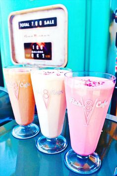 Flo's Milkshakes