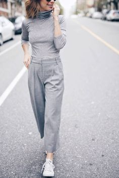 grey on grey | THE AUGUST DIARIES
