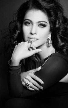 Kajol Devgan.  She is one of the most gorgeous actresses, anytime, any country.