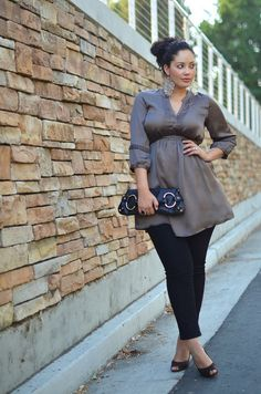 {Secret Rendezvous} REAL Curvy Girl inspiration from Tanesha Awasthi, her blog: Girl With Curves