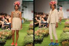 UNDERSTATEMENT: Missionary position Why we love the pretty and how Aneeth Arora's collection gave prettiness a spring in its step #India #Fashion #Spring #Clothes