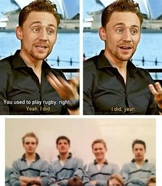 Rugby Hiddles