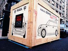 Publicidad en la Calle - Mini - BMW
