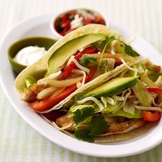 Weight Watchers Recipe - Baja Taco Blitz