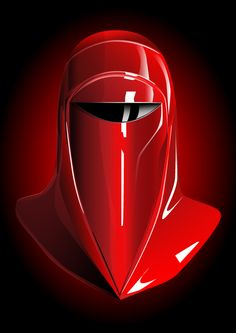 The Red Guard Created by Astrid Rieger