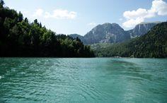 Lake Ritsa, Abkhazia Republic