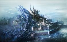 Castle from Mobius Final Fantasy