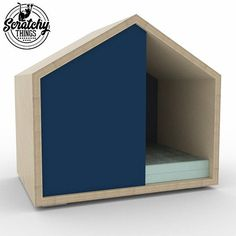 DIY Cat Tent - Boxy House is a luxury house and bed for the connoisseur among cats. It is perfect for one or two c - Heated Outdoor Cat House, Outdoor Cat Shelter, Outdoor Cats, Diy Cat Tent, Diy Tent, Diy Old Tshirts, Cat House Plans, Sheila E, Dog Beds For Small Dogs