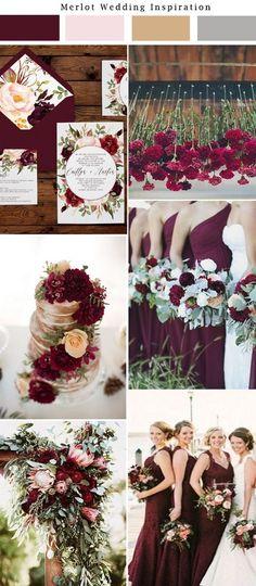 50 Best Of Wedding Color Combination Ideas 2017 (27)