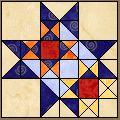 Cathy's Star Pattern