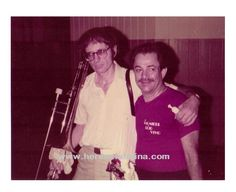 Barry Rogers & Juancito Torres