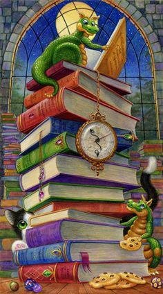 So Many Books, So Little Time by Randal Spangler