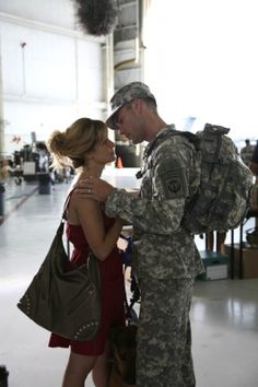Roxy and Trevor - Army Wives <3 Military Girlfriend, Military Love, Tv Show Couples, Power Couples, American Wives, American Exceptionalism, Airforce Wife, Army Wives, Old Shows