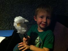 Ninja Kyoto - cotton candy for dinner (and for sukiyaki). Kids loved it!