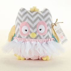 Haddie-Hoo and Bloomer Too! Plush Plus & Bloomer for Baby