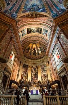 Basílica de San Francisco el Grande, Madrid, Spain by Felipe Salvador Ortiz-Caro