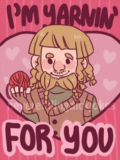 The Epitome of Comedy - Hobbit Valentines pt. I Featuring Thorin, Bilbo,...