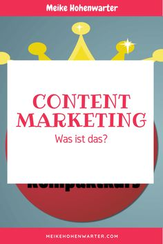 #contentmarketing #Kundenfinden #Marketing