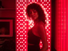 Red-light therapy's benefits do more than just combat wrinkles and fine-lines. Here's what you need to know about RLT. Led Therapy, Red Led Lights, Red Light Therapy, Mood Enhancers, Wellness Center, Face Skin Care, Body Treatments, How To Increase Energy, Anti Aging
