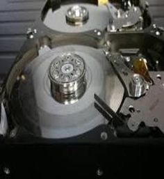 A Hard Drive Disaster