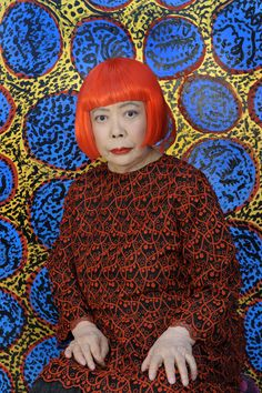 I Who Have Arrived In Heaven: Yayoi Kusama's exhibition at David Zwirner gallery, New York