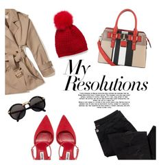 """""""#PolyPresents: New Year's Resolutions"""" by janicevc ❤ liked on Polyvore featuring Avon, MICHAEL Michael Kors, Diophy, Cartier, contestentry and polyPresents"""