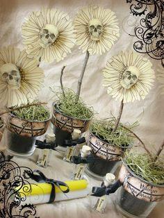 Weird Creepy Flowers.