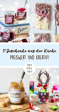 Xmas Crafts, Diy And Crafts, Diy Food, Breakfast Recipes, Merry Christmas, Food And Drink, Presents, Cooking Recipes, Table Decorations