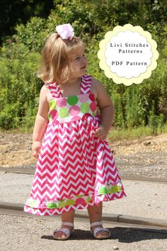 Hey, I found this really awesome Etsy listing at http://www.etsy.com/listing/155603917/girls-childrens-dress-sewing-pattern-zoe