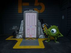 1000 Images About Young Mr Wazowski Concept Board On