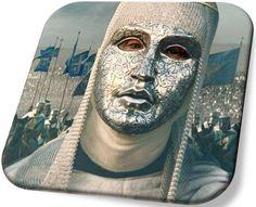 Baudouin IV, roi de Jérusalem, représente un exemple d'héroïsme.