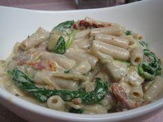 Vegan Pasta on Pinterest | Vegans, Penne and Creamy Pasta